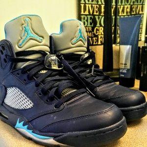Nike Air Jordan 5 midnight navy